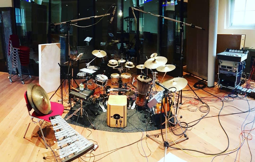 Percussie Daniel van Dalen